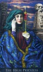 画像2: ボヘミアンゴシックタロット ボックス無し Bohemian Gothic Tarot Third Edition (2)