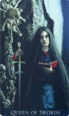 画像3: ボヘミアンゴシックタロット ボックス無し Bohemian Gothic Tarot Third Edition (3)