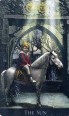 画像7: ボヘミアンゴシックタロット ボックス無し Bohemian Gothic Tarot Third Edition (7)