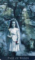 画像5: ボヘミアンゴシックタロット ボックス無し Bohemian Gothic Tarot Third Edition (5)