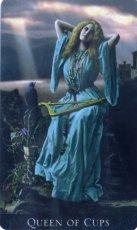 画像11: ボヘミアンゴシックタロット ボックス無し Bohemian Gothic Tarot Third Edition (11)