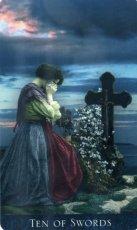 画像12: ボヘミアンゴシックタロット ボックス無し Bohemian Gothic Tarot Third Edition (12)
