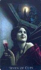 画像1: ボヘミアンゴシックタロット ボックス無し Bohemian Gothic Tarot Third Edition (1)