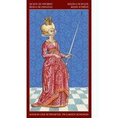 画像2: ミーディーバルタロット Medieval Tarot (2)