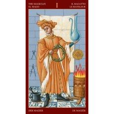 画像7: ミーディーバルタロット Medieval Tarot (7)