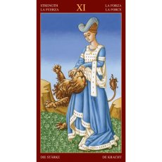 画像9: ミーディーバルタロット Medieval Tarot (9)