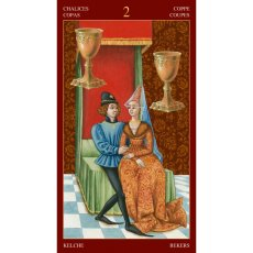 画像5: ミーディーバルタロット Medieval Tarot (5)