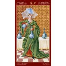 画像10: ミーディーバルタロット Medieval Tarot (10)