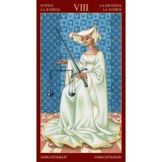 画像3: ミーディーバルタロット Medieval Tarot (3)