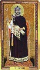 画像2: ビザンチンタロット  Byzantine Tarot (2)
