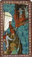 画像11: ビザンチンタロット  Byzantine Tarot (11)