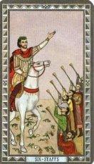 画像13: ビザンチンタロット  Byzantine Tarot (13)