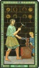 画像17: ビザンチンタロット  Byzantine Tarot (17)