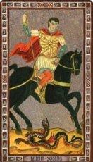 画像10: ビザンチンタロット  Byzantine Tarot (10)