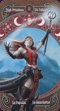 画像6: レジェンドタロット Legends Tarot Anne Stokes (6)