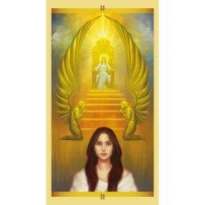 画像2: セイクレッドフェミニンタロット Tarot of the Sacred Feminine (2)