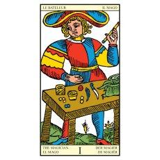 画像5: タロットオブマルセイユ Tarot of Marseille (5)