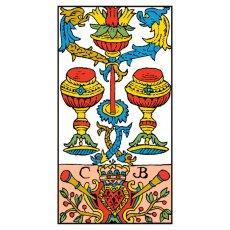 画像2: タロットオブマルセイユ Tarot of Marseille (2)