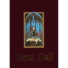 画像1: サルバドール・ダリ タロットカード スペイン語版(ベルベット仕様) (1)
