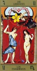 画像4: サルバドール・ダリ タロットカード スペイン語版(ベルベット仕様) (4)