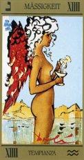 画像6: サルバドール・ダリ タロットカード スペイン語版(ベルベット仕様) (6)