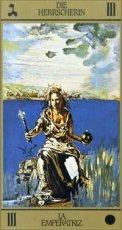 画像7: サルバドール・ダリ タロットカード スペイン語版(ベルベット仕様) (7)