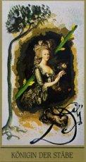画像12: サルバドール・ダリ タロットカード スペイン語版(ベルベット仕様) (12)