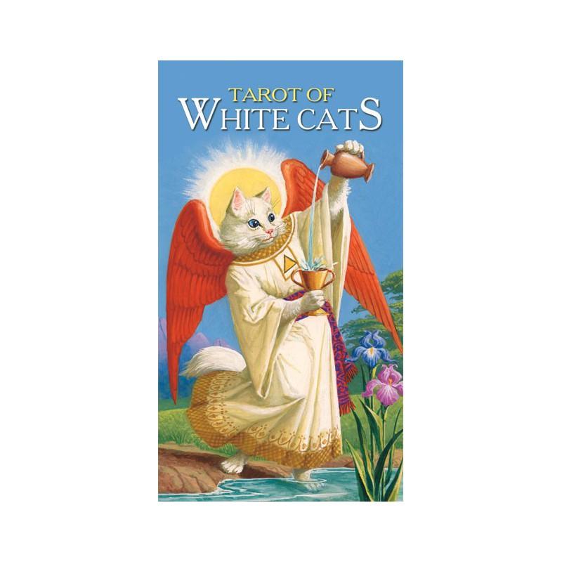 画像1: ホワイトキャット タロット (1)