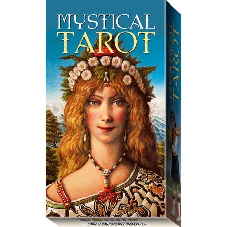 画像1: ミスティカルタロット Mystical Tarot Deck (1)
