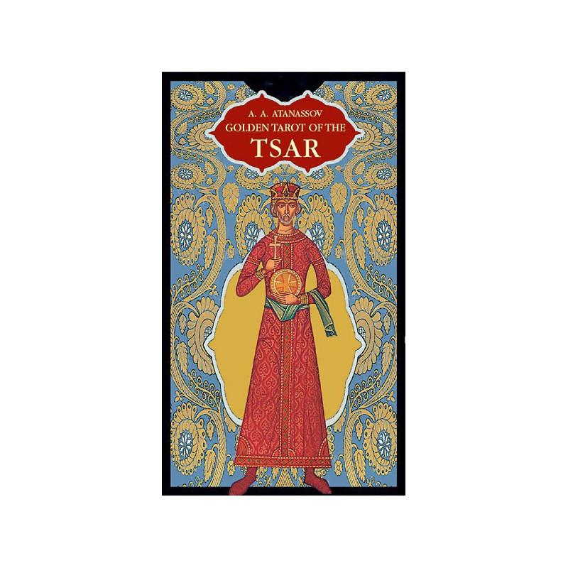 画像1: ツァーリゴールデンタロット Golden Tarot of the Tsar (1)