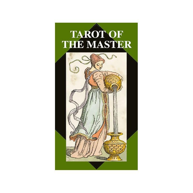 画像1: マスタータロット Tarot of the Master (1)
