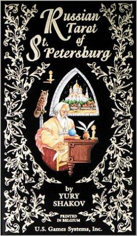 画像1: ロシアンタロット Russian Tarot of St. Petersburg (1)