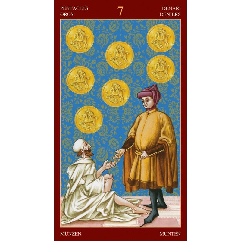 画像1: ミーディーバルタロット Medieval Tarot (1)