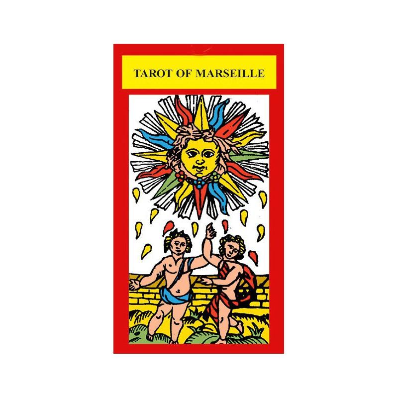 画像1: タロットオブマルセイユ Tarot of Marseille (1)