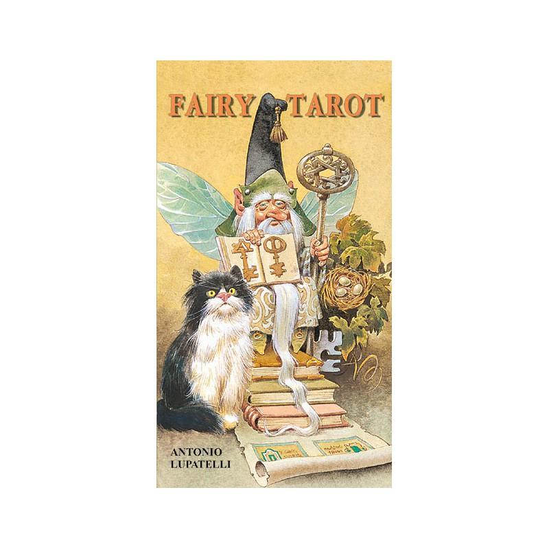 画像1: フェアリータロット Fairy Tarot (1)