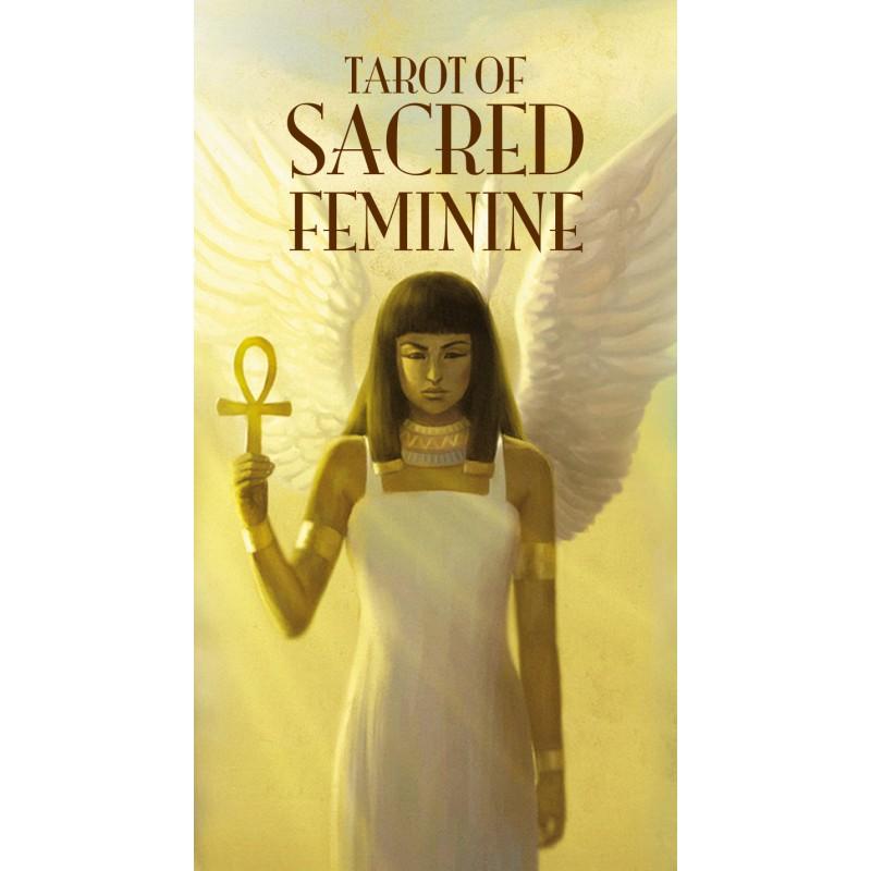 画像1: セイクレッドフェミニンタロット Tarot of the Sacred Feminine (1)