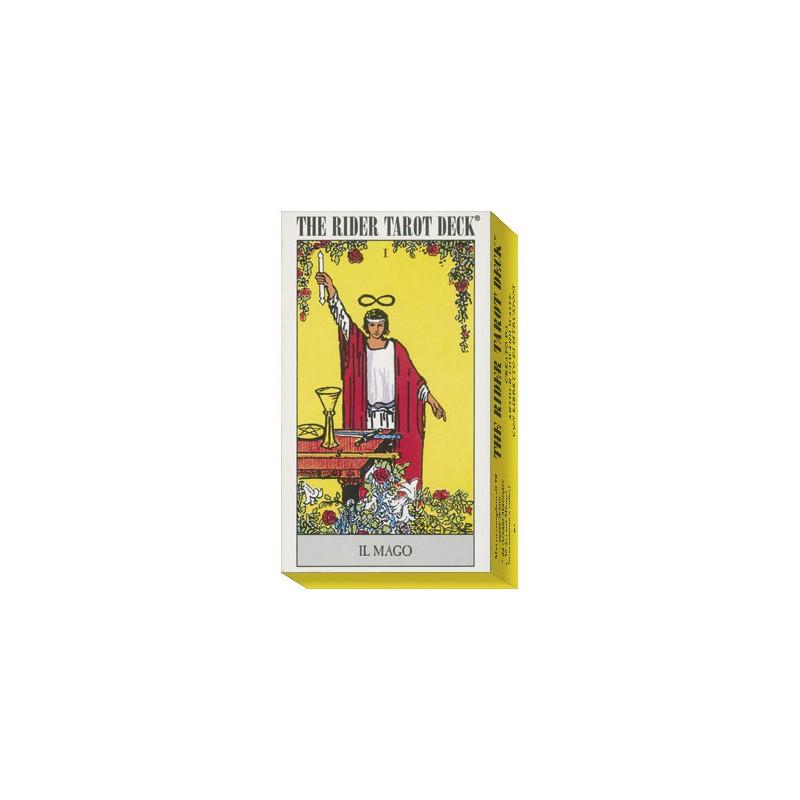画像1: ライダーウェイト版タロット イタリア語版 The Rider Tarot Deck - Italian edition (1)