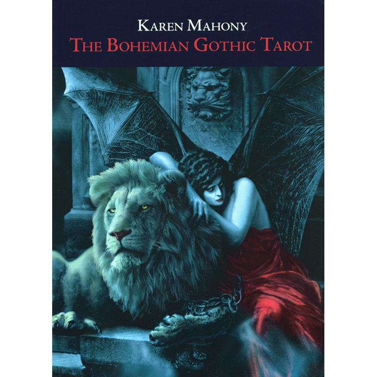 画像1: ボヘミアンゴシックタロット コンパニオンブック Bohemian Gothic Tarot Third Edition Book (1)